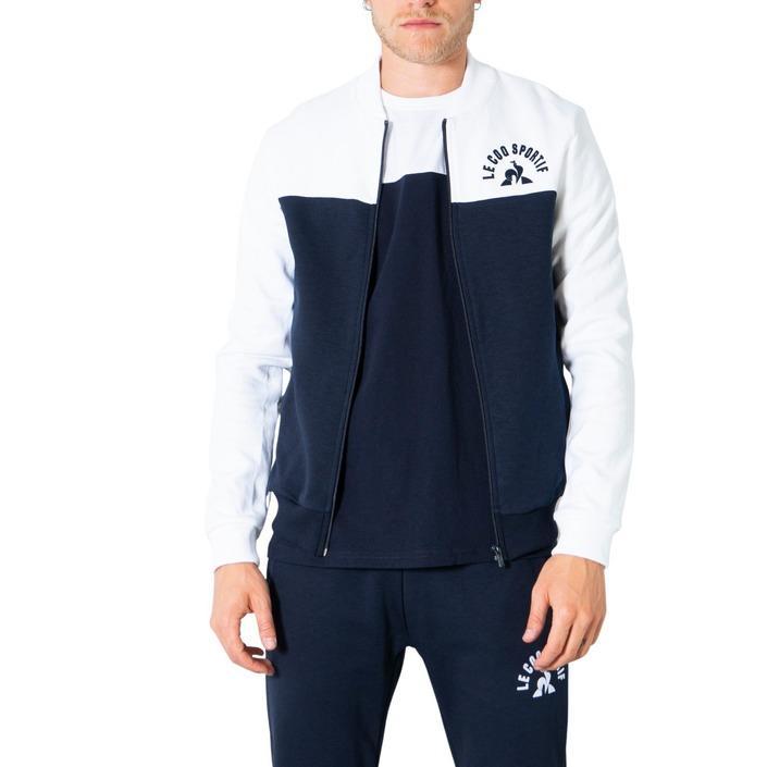 Le Coq Sportif Men's Sweatshirt Multicolor 305482 - multicolor M