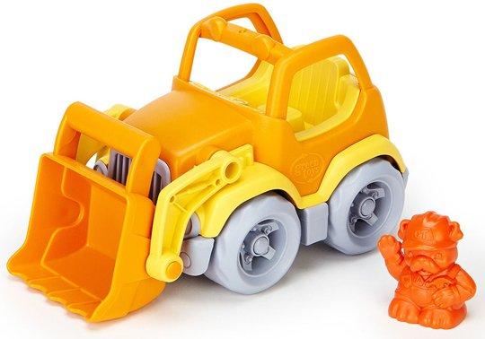 Green Toys Gravemaskin Med Sjåfør