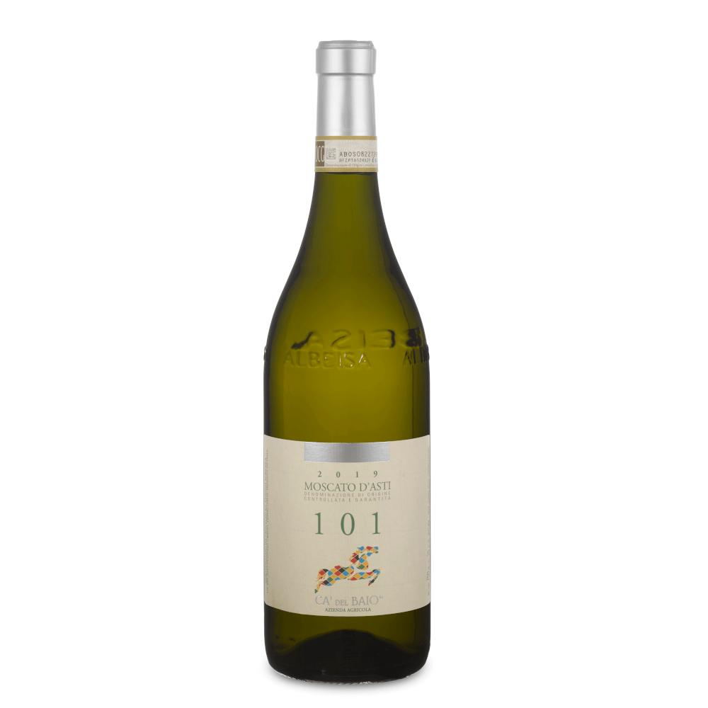 Moscato d'Asti DOCG 2020 75cl by Ca' del Baio