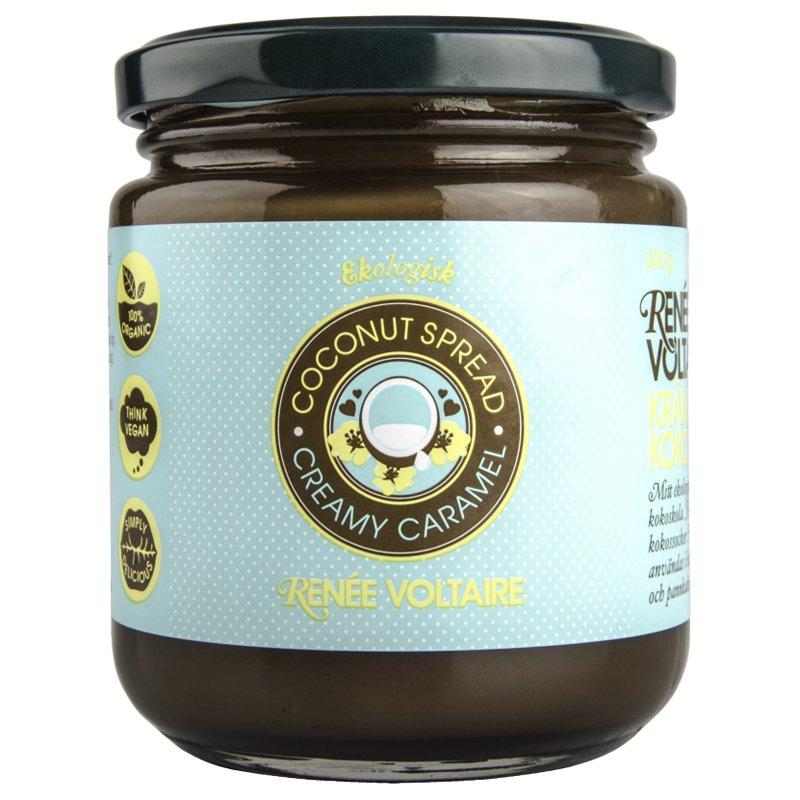 "Luomu Kookoslevite ""Creamy Caramel"" 300g - 22% alennus"