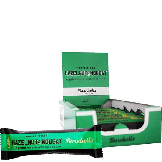 Proteinbars Hasselnöt & Nougat 12-pack - 33% rabatt