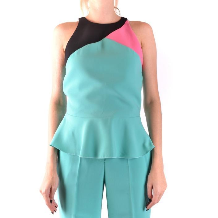 Pinko Women's Top Green 164356 - green 42