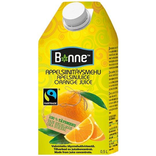 Appelsiinitäysmehu - 25% alennus