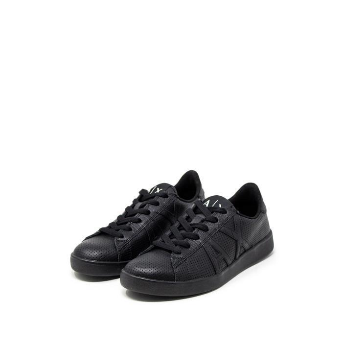 Armani Exchange Men's Trainer Black 167893 - black 39