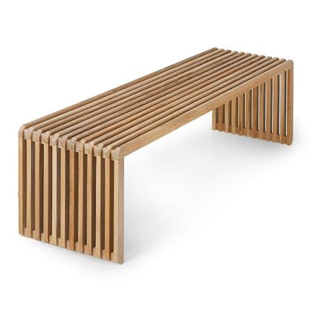 slatted Bench Teak