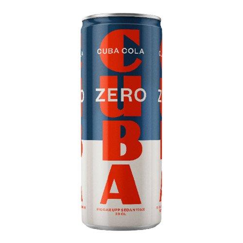 Cuba Cola Zero - 1-pack