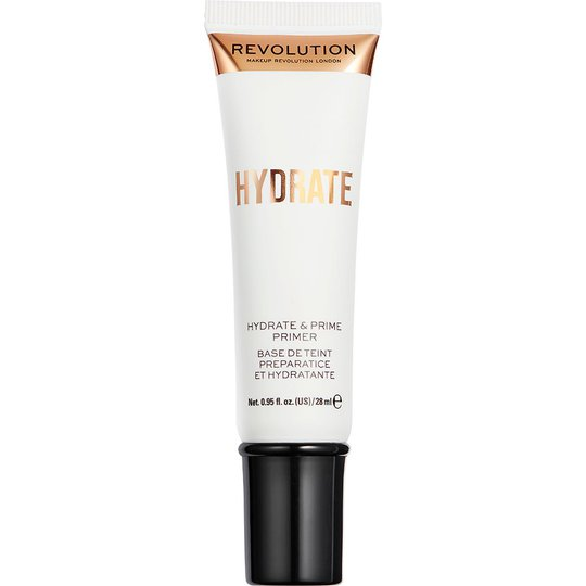 Hydrate Primer, Makeup Revolution Pohjustus
