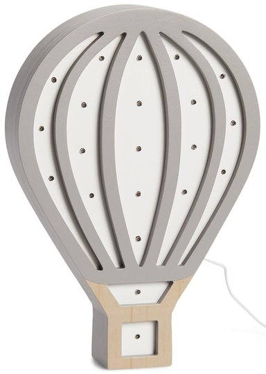 Alice & Fox Lampe Blå Ballong