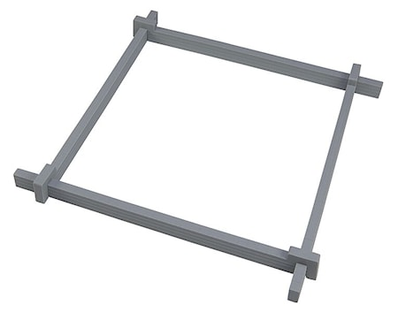 Gjut- och bakbalk 30x30 cm