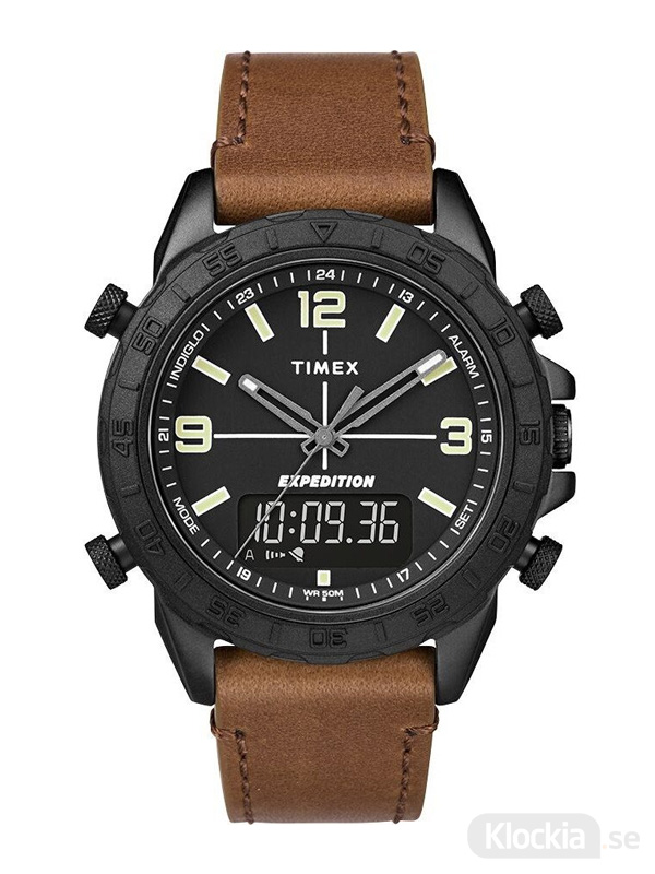Herrklocka TIMEX Expedition Pioneer Combo 41mm TW4B17400