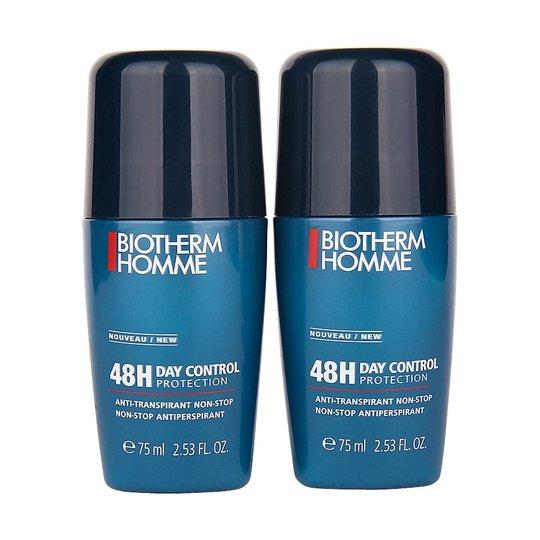 48H Day Control Duo, Biotherm Homme Miesten deodorantit