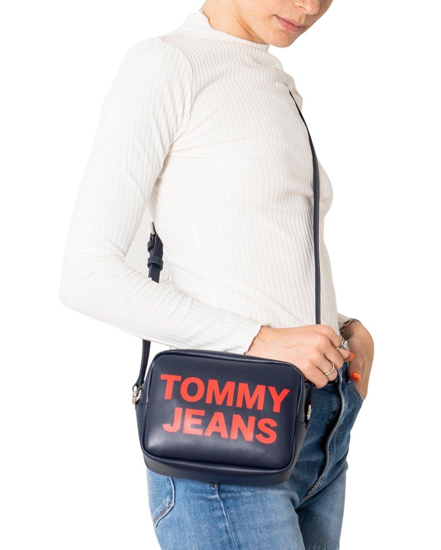 Tommy Hilfiger Jeans Women's Crossbody Bag Various Colours 305397 - blue UNICA