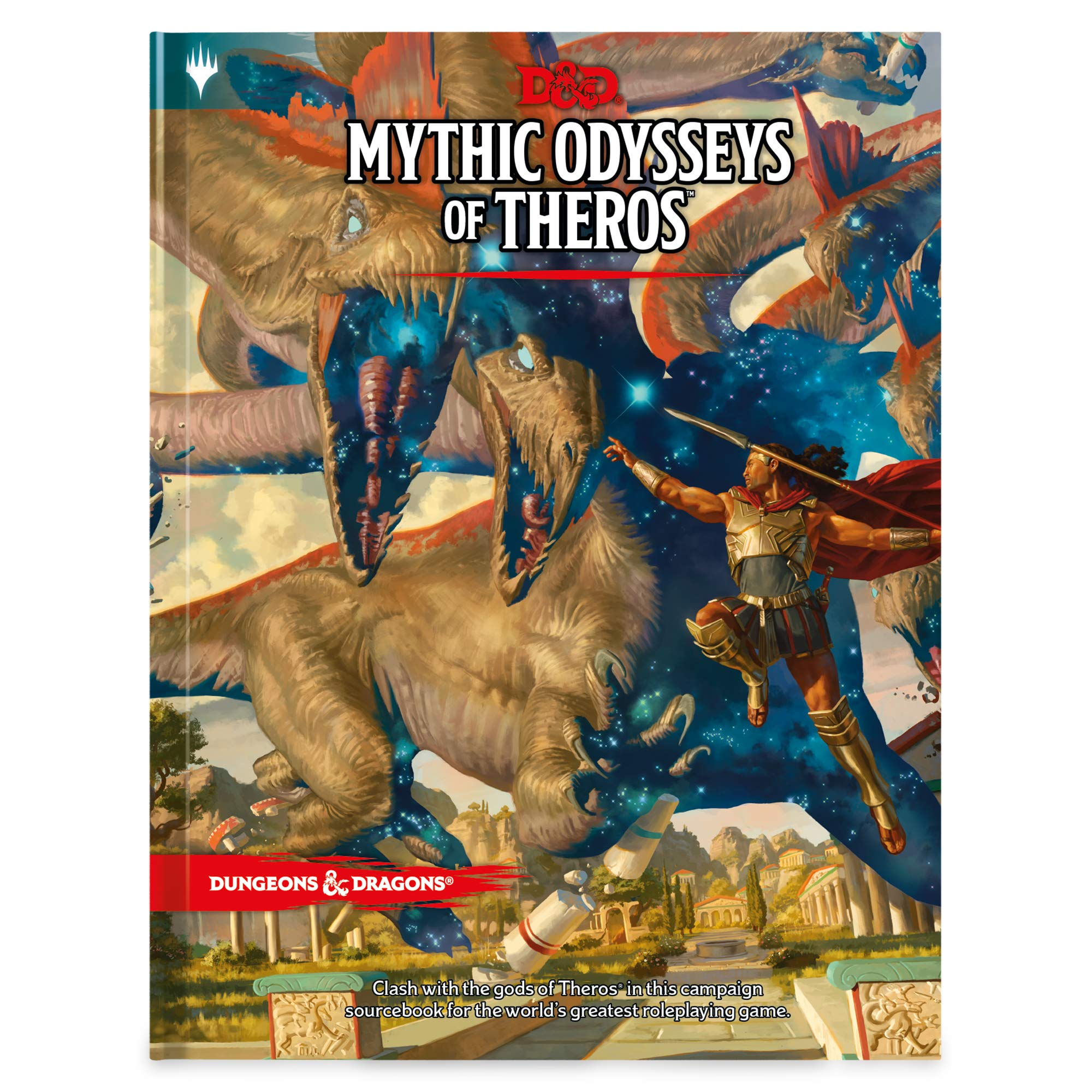 Dungeons & Dragons - 5th Edition - Mythic Odysseys of Theros (WTCC7875)