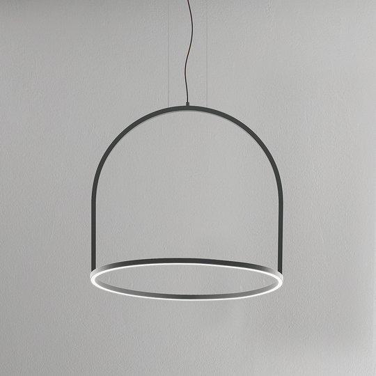 Erikoisesti muotoiltu U-Light-LED-riippuvalaisin