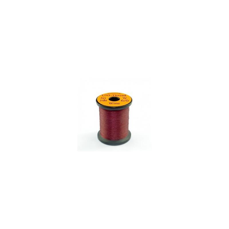 UNI bindetråd 6/0 - Wine 200y