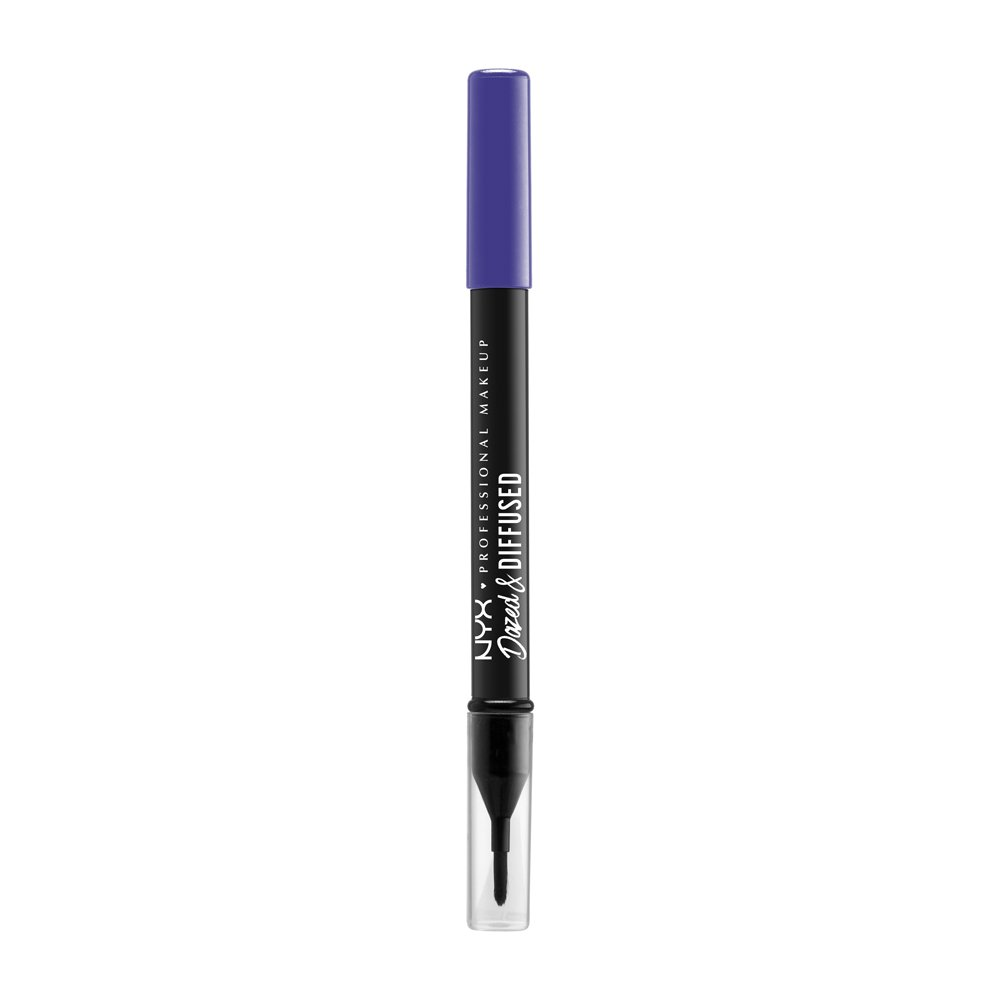 NYX Professional Makeup - Dazed & Diffused Blurring Lipstick - Twisted