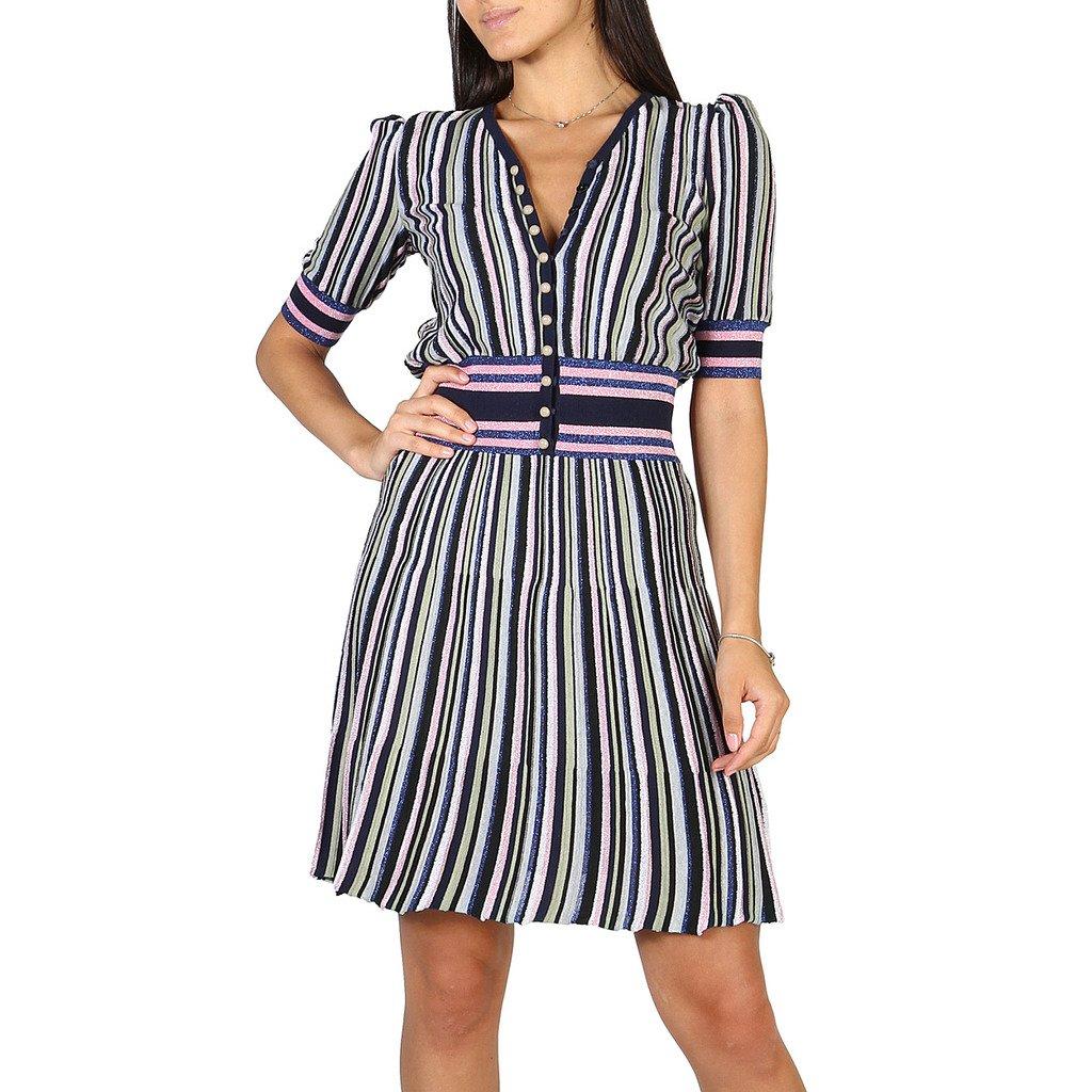 Emporio Armani Women's Dress Blue 3Y2A102M13Z - blue 40 EU