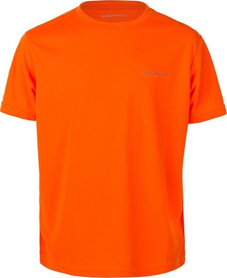 Endurance Vernon T-shirt, Shocking Orange 8