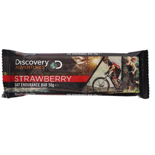 Oat Endurance Bar Strawberry - 60% rabatt