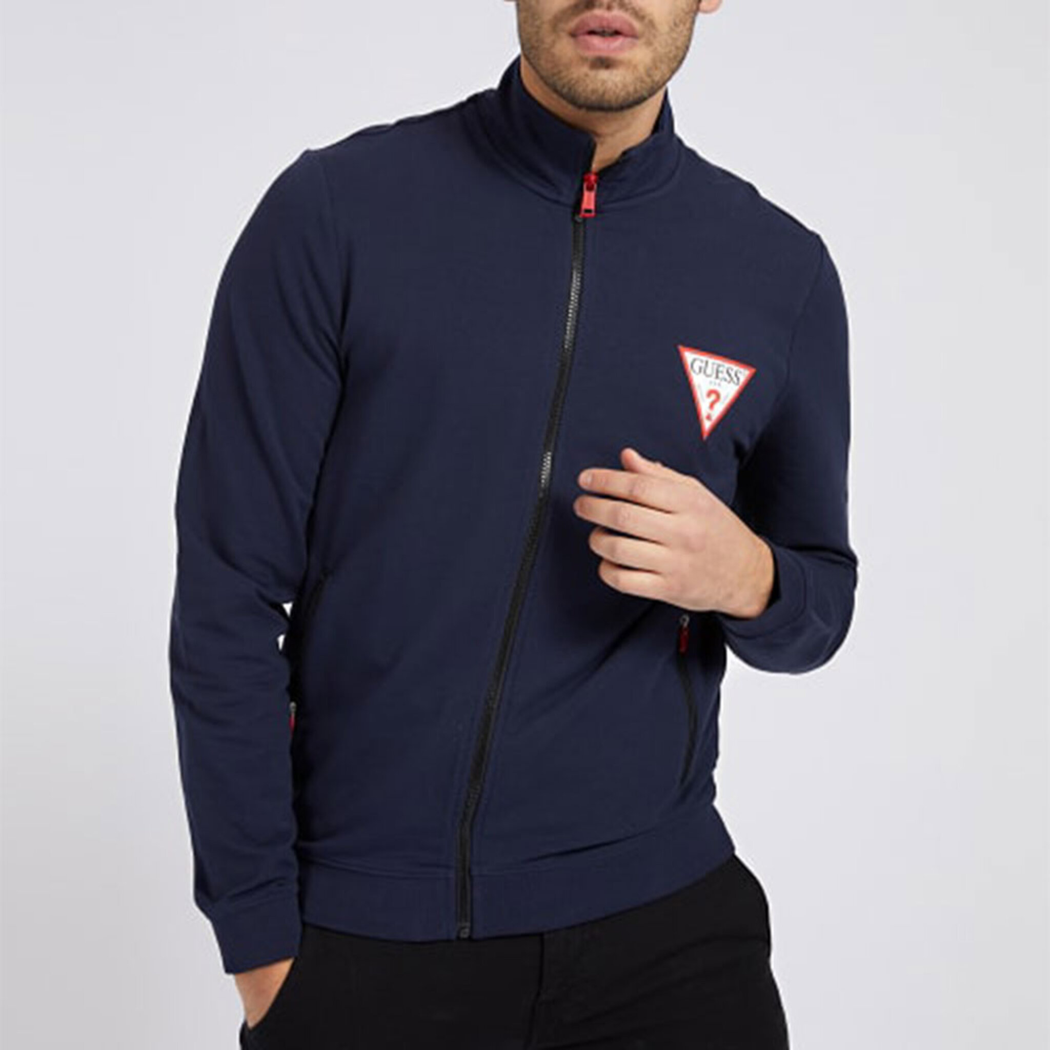 Al Truck Fleece Sweatshirt, XS
