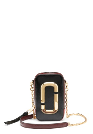The Marc Jacobs The Hot Shot 011 Black/Red One size