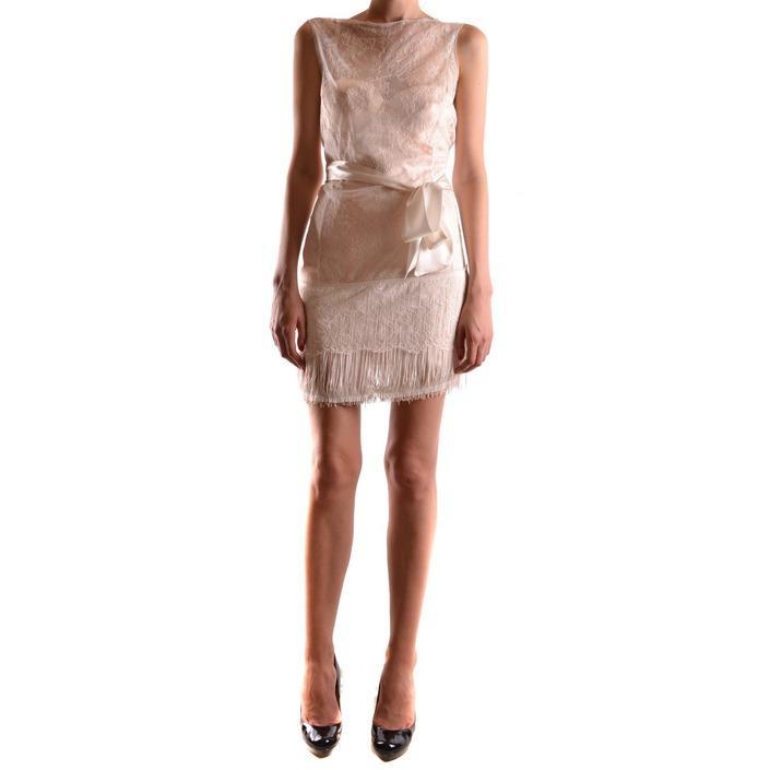 Elisabetta Franchi Women's Dress Pink 161239 - pink 46