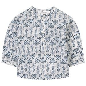 Bonpoint Chemise Skjorta Blå 12 mån