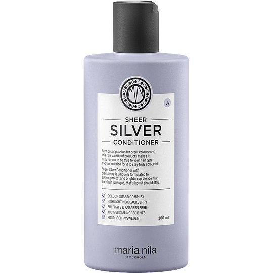 Maria Nila Sheer Silver Conditioner, 300 ml Maria Nila Hoitoaine