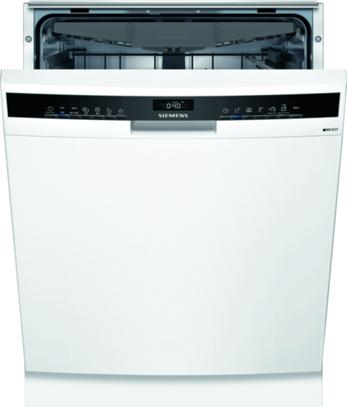 Siemens Sn43hw39vs Iq300 Underbygg. Diskmaskin - Vit