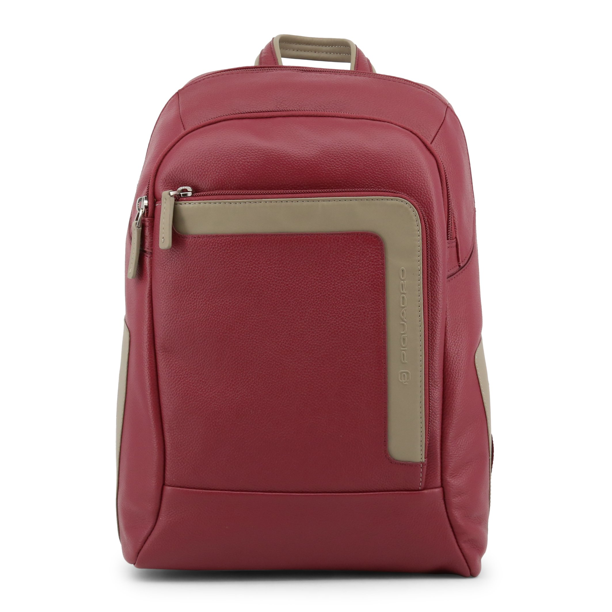 Piquadro Men's Backpack Various Colours CA3214X1 - red NOSIZE