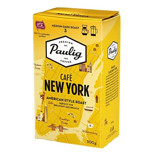 Hienojauhettu kahvi Café New York - 30% alennus