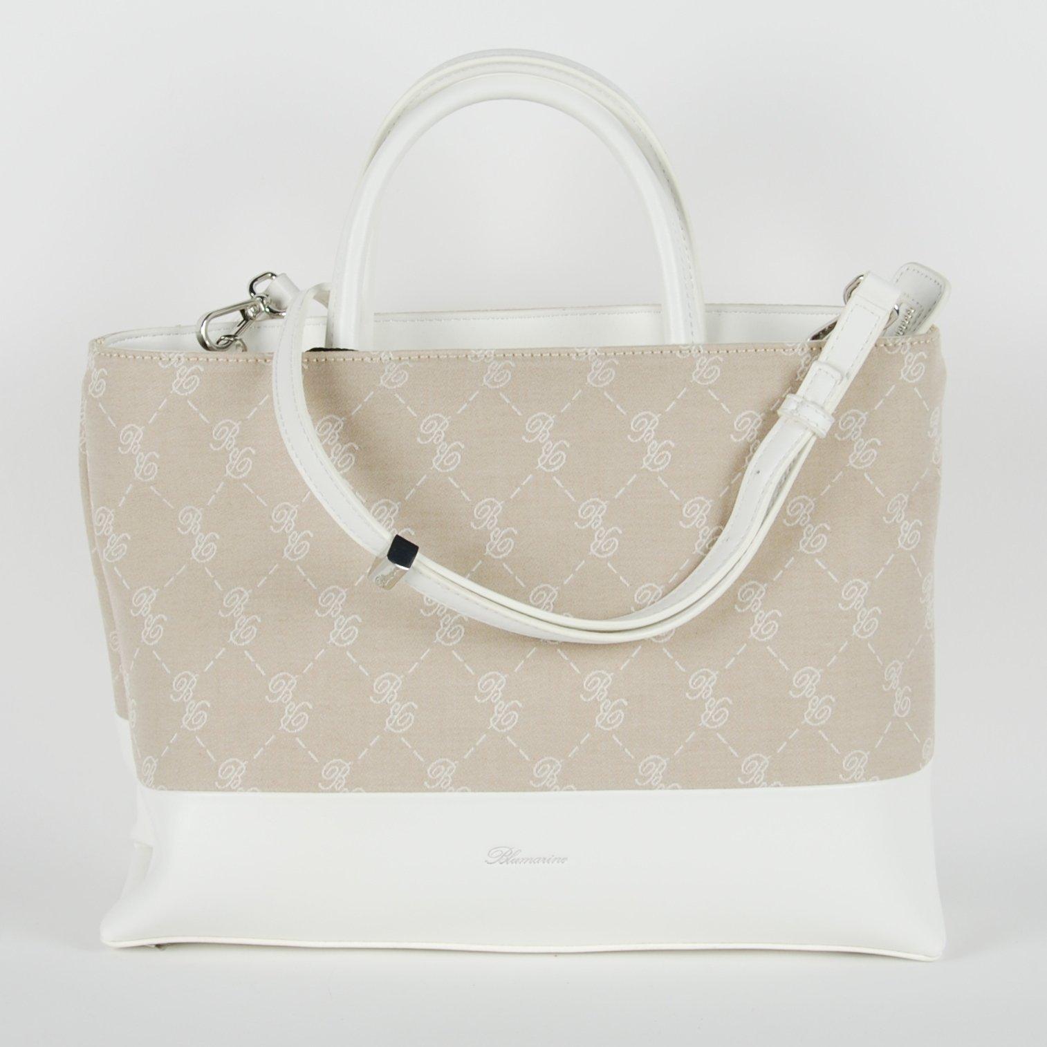 Blumarine Women's Handbag White BL1421503