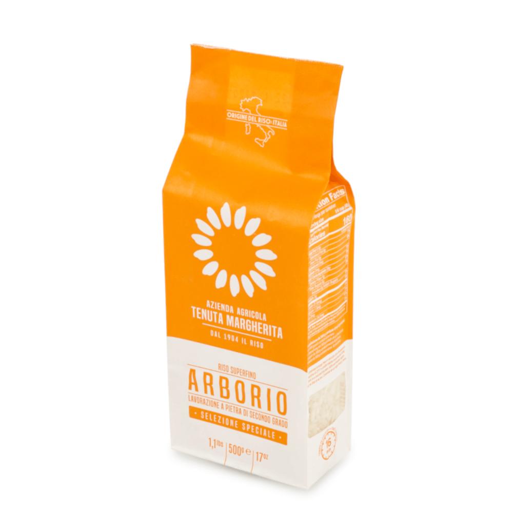 Arborio Risotto Rice 500g by Riso Margherita
