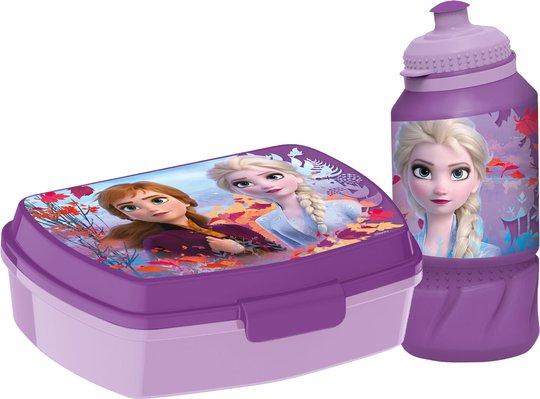 Disney Frozen 2 Matboks og Vannflaske
