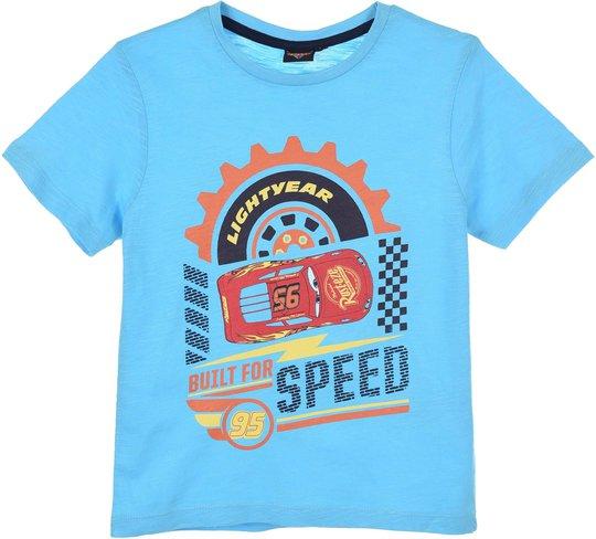Disney Cars T-Shirt, Blue, 3 År