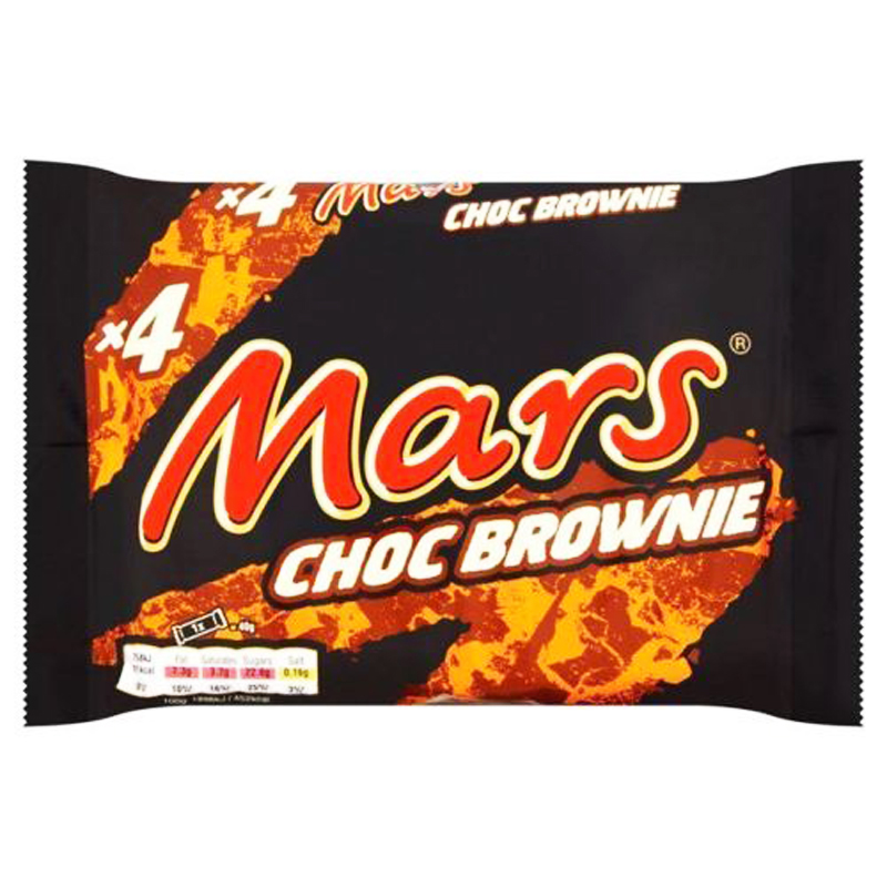 "Mars ""Brownie"" 160g - 42% rabatt"