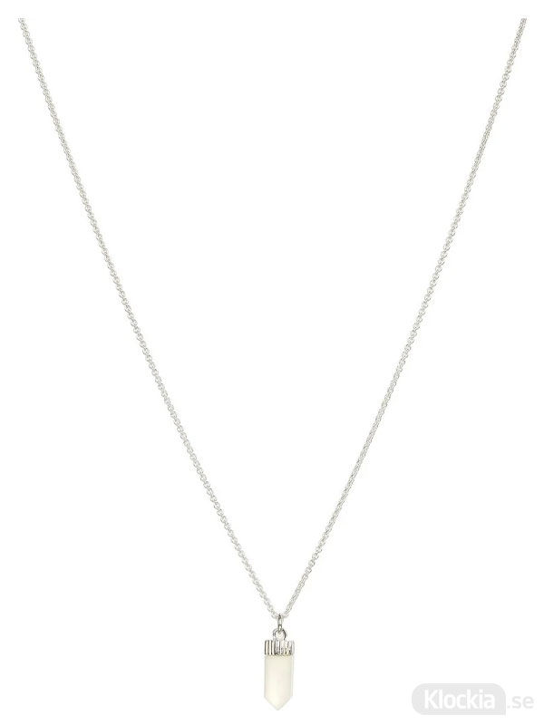 Syster P Halsband Therese Shine Stone Silver One Size NS1350