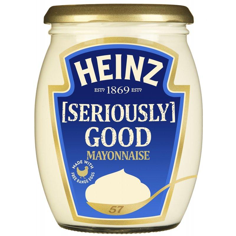 Majoneesi Seriously Good - 33% alennus