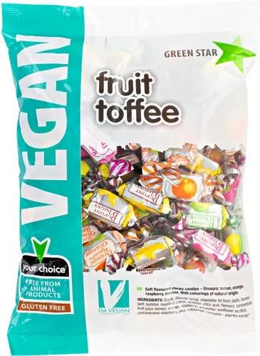 Green Star Vegan Fruit Toffee 500g