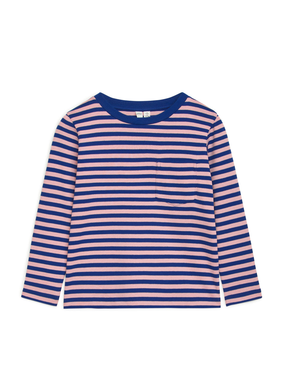 Striped Long Sleeve - Pink