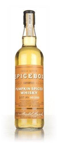 Spicebox Pumpkin Whiskey 70cl