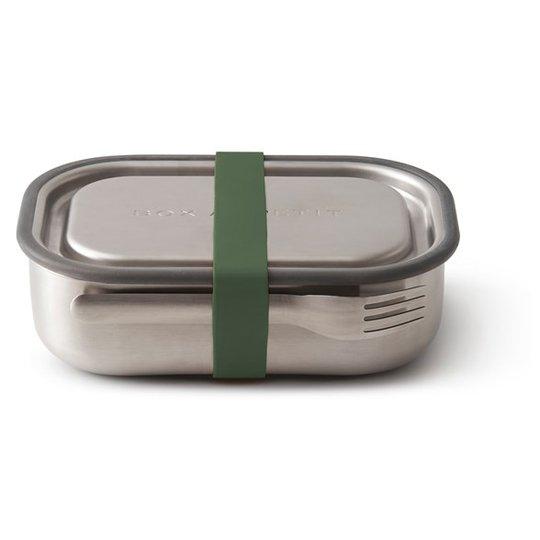 Black + Blum Matlåda Rostfritt stål 3-i-1 - Olive, 1 L