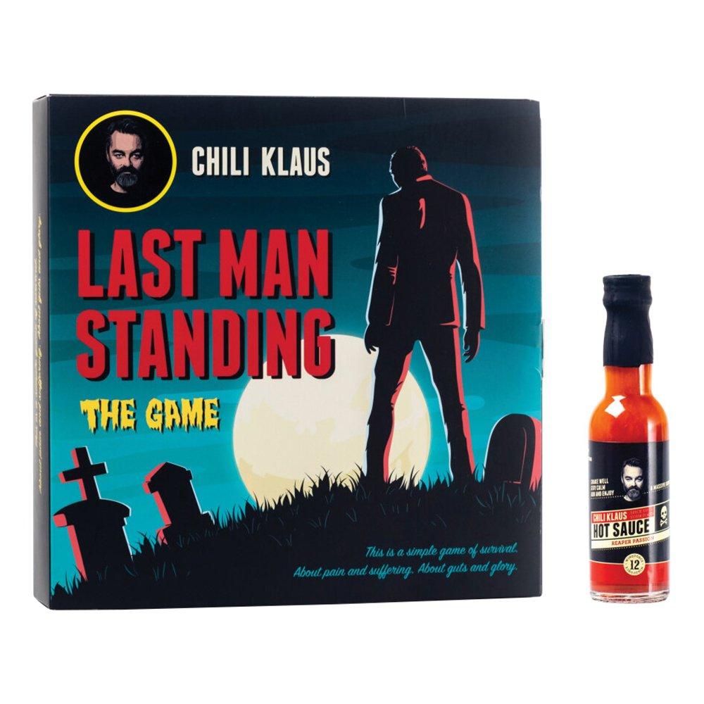 Chili Klaus Last Man Standing Spel
