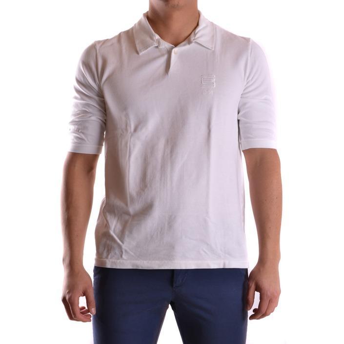Incotex Men's Polo Shirt White 162150 - white XL
