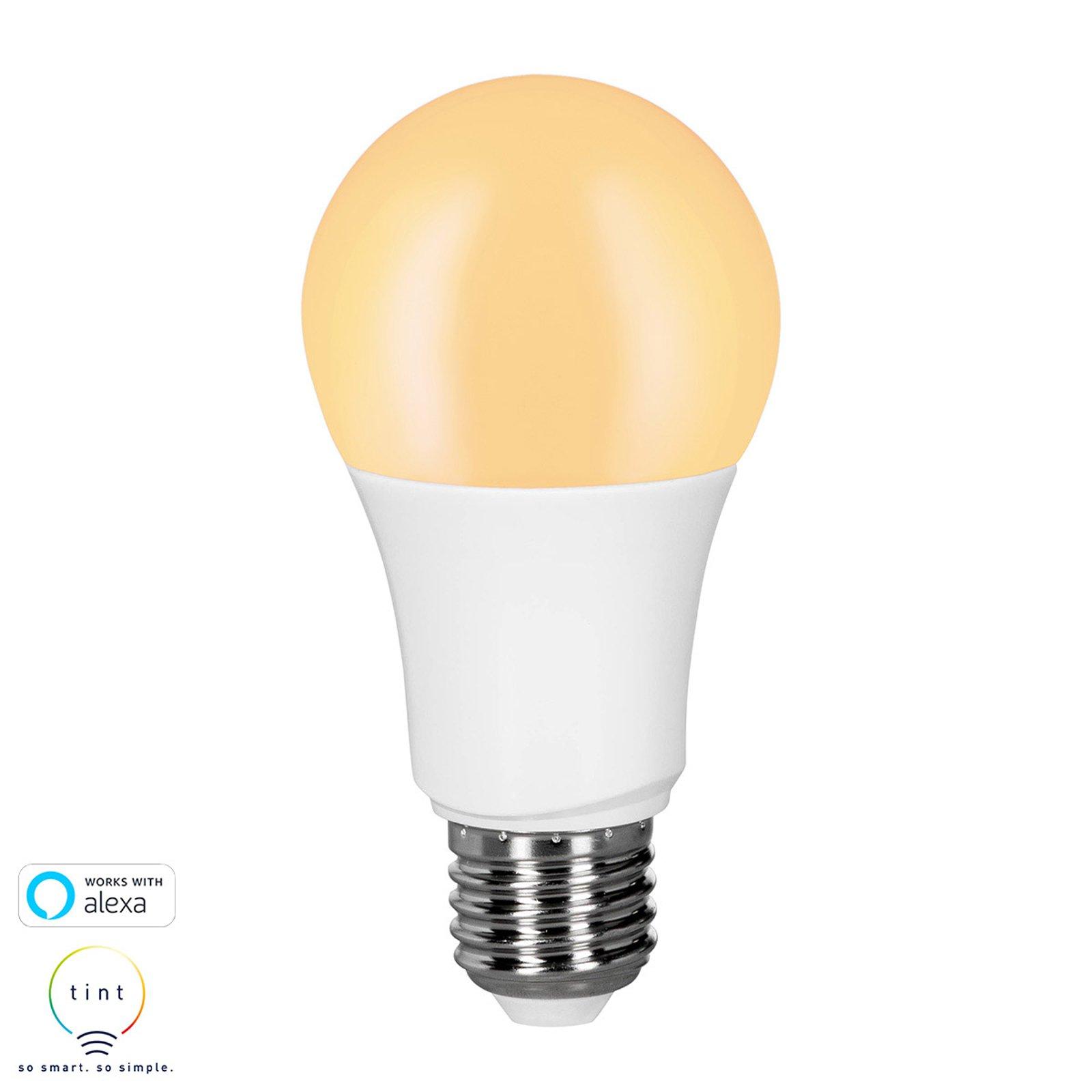 Müller Licht tint dimming LED-pære E27, 9W 2 700K