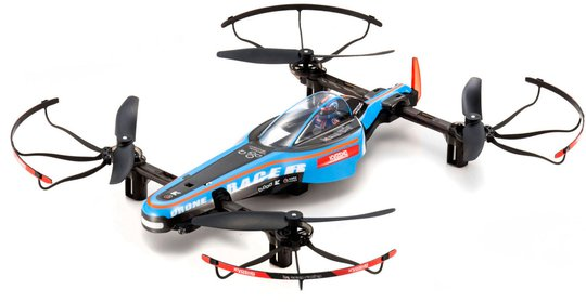 Kyosho B-Pod Electric Radiostyrt Drone
