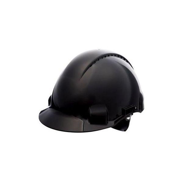 3M G3000 Suojakypärä Musta