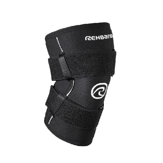 X-RX Knee Support, 7mm, Black