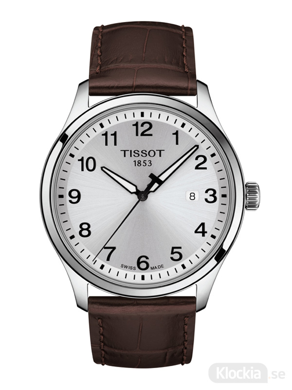 TISSOT Gent XL Classic 42mm T116.410.16.037.00