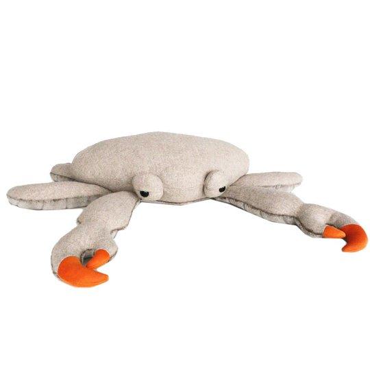 Bigstuffed Kosedyr Crab Sand Big